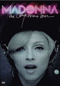Cover Madonna - The Confessions Tour [DVD]